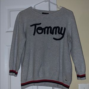 Tommy Hilfilger Logo Sweater